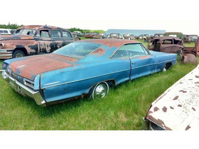 1966 Pontiac Catalina (CC-1445977) for sale in Parkers Prairie, Minnesota