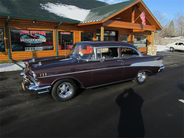 1957 Chevrolet Bel Air (CC-1445978) for sale in Goodrich, Michigan