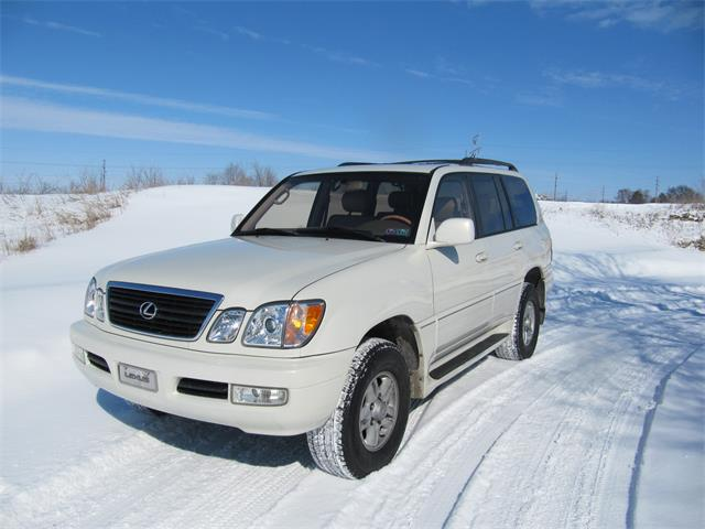 2000 Lexus LX470 (CC-1445982) for sale in Omaha, Nebraska