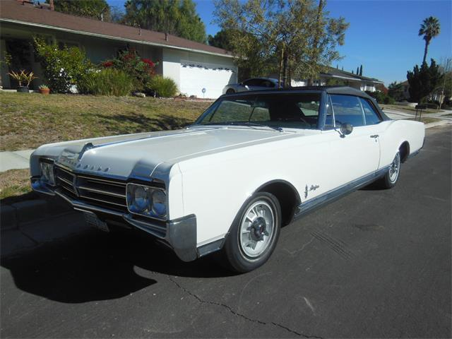 1965 Oldsmobile Starfire 98 Convertible (CC-1445984) for sale in west hills, California