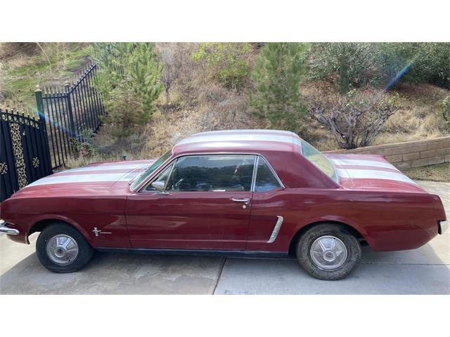 1964 Ford Mustang (CC-1445986) for sale in Palmdale, California