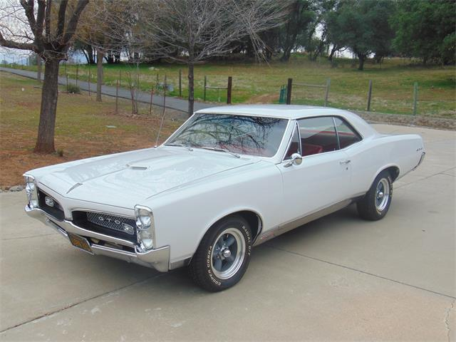 1967 Pontiac GTO (CC-1445988) for sale in Tuolumne, California
