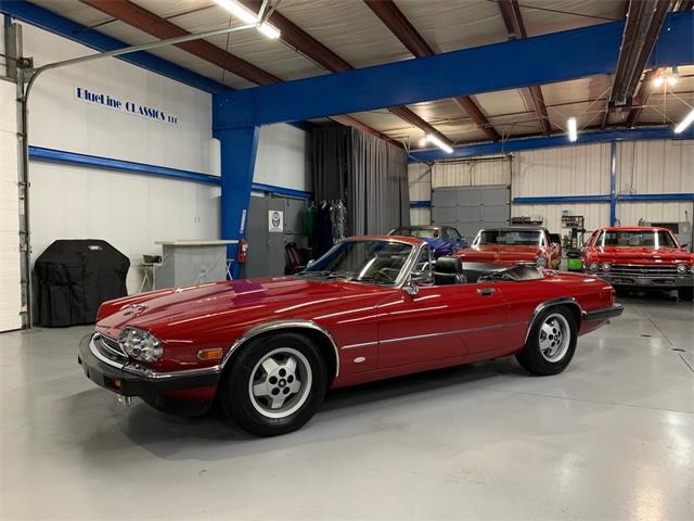 1988 Jaguar XJS (CC-1445998) for sale in North Royalton, Ohio