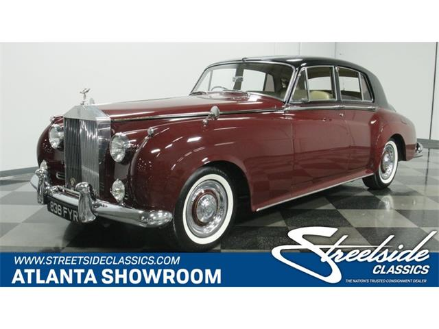 1961 Rolls-Royce Silver Cloud (CC-1446003) for sale in Lithia Springs, Georgia