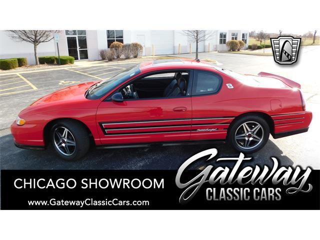 2004 Chevrolet Monte Carlo (CC-1446007) for sale in O'Fallon, Illinois