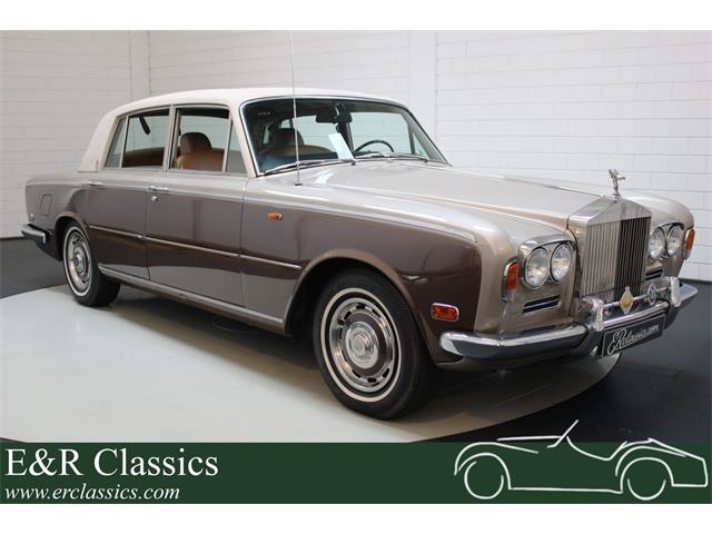 1972 Rolls-Royce Silver Shadow (CC-1440601) for sale in Waalwijk, [nl] Pays-Bas