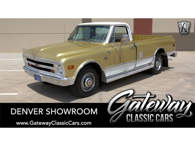 1968 Chevrolet C20 (CC-1446014) for sale in O'Fallon, Illinois