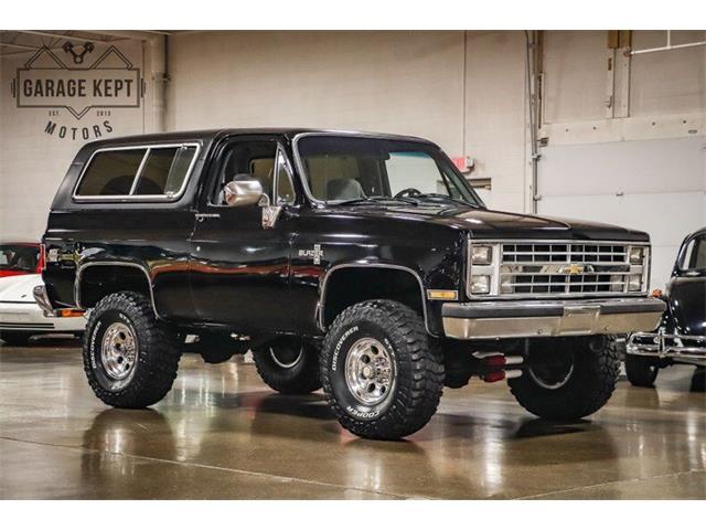 1988 Chevrolet Blazer (CC-1440602) for sale in Grand Rapids, Michigan