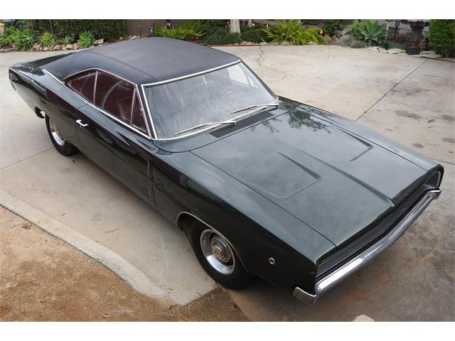 1968 Dodge Charger (CC-1446038) for sale in La Mesa, California