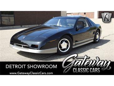 1985 Pontiac Fiero (CC-1440604) for sale in O'Fallon, Illinois