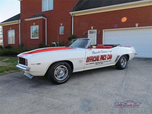1969 Chevrolet Camaro (CC-1446040) for sale in Hiram, Georgia