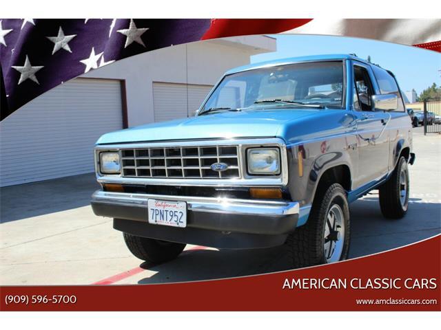 1988 Ford Bronco II (CC-1446046) for sale in La Verne, California