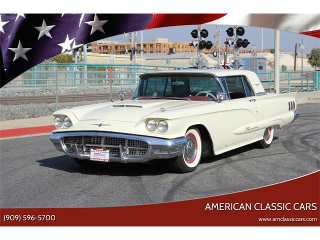 1960 Ford Thunderbird (CC-1446047) for sale in La Verne, California