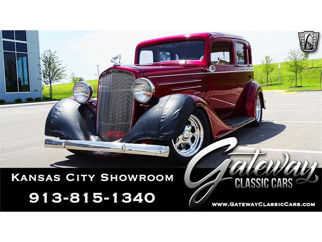 1934 Chevrolet Master (CC-1446074) for sale in O'Fallon, Illinois