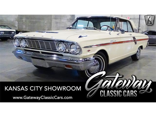 1964 Ford Fairlane (CC-1446076) for sale in O'Fallon, Illinois
