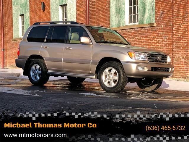 2004 Toyota Land Cruiser FJ (CC-1446083) for sale in Saint Charles, Missouri