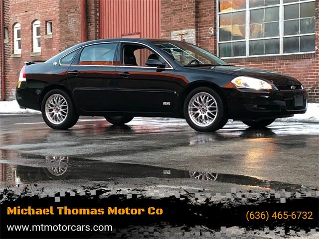 2008 Chevrolet Impala (CC-1446091) for sale in Saint Charles, Missouri