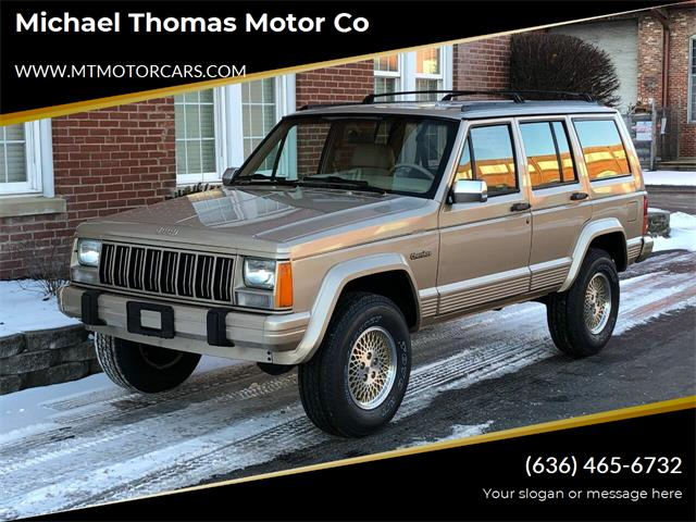 1993 Jeep Cherokee (CC-1446095) for sale in Saint Charles, Missouri