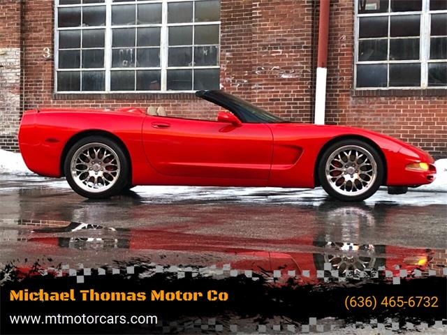 1998 Chevrolet Corvette (CC-1446096) for sale in Saint Charles, Missouri