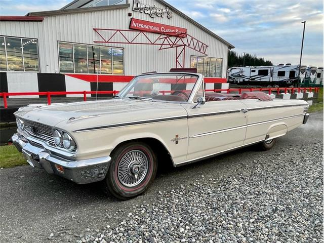 1963 Ford Galaxie (CC-1446099) for sale in Seattle, Washington