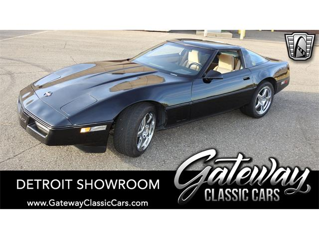 1984 Chevrolet Corvette (CC-1440610) for sale in O'Fallon, Illinois