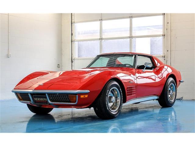 1972 Chevrolet Corvette (CC-1446106) for sale in Springfield, Ohio
