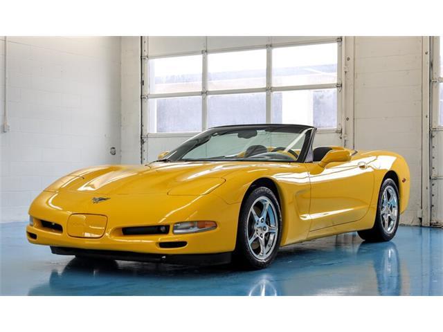 2003 Chevrolet Corvette (CC-1446108) for sale in Springfield, Ohio