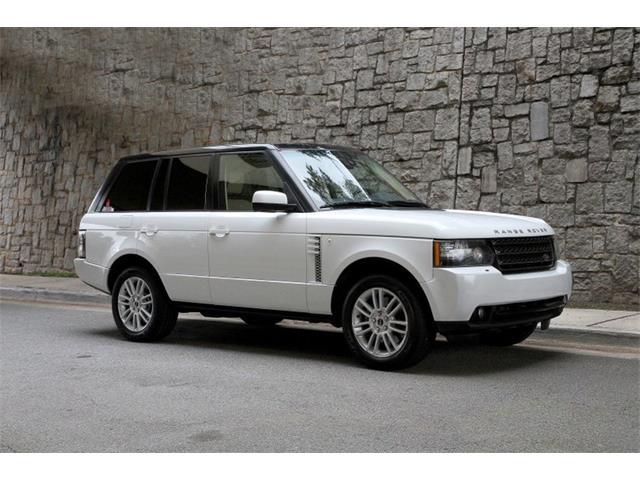 2012 Land Rover Range Rover (CC-1446109) for sale in Atlanta, Georgia