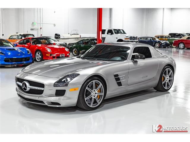 2011 Mercedes-Benz SLS AMG (CC-1446111) for sale in Jupiter, Florida