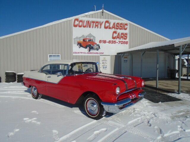 1955 Pontiac Chieftain (CC-1440612) for sale in Staunton, Illinois