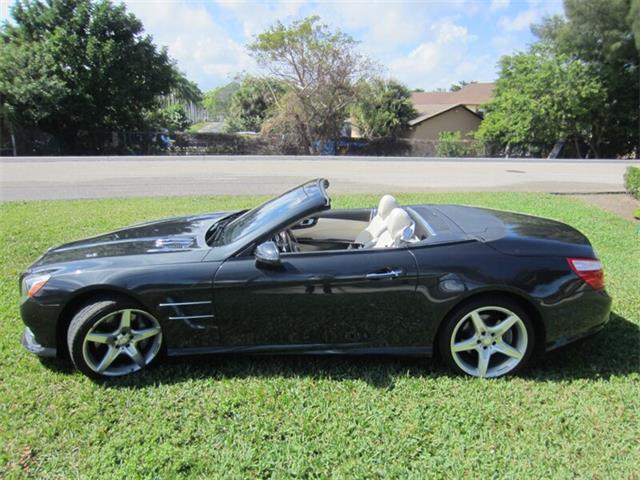 2014 Mercedes-Benz SL550 (CC-1446128) for sale in Delray Beach, Florida