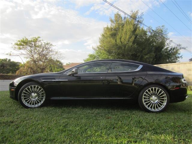 2011 Aston Martin Rapide (CC-1446130) for sale in Delray Beach, Florida