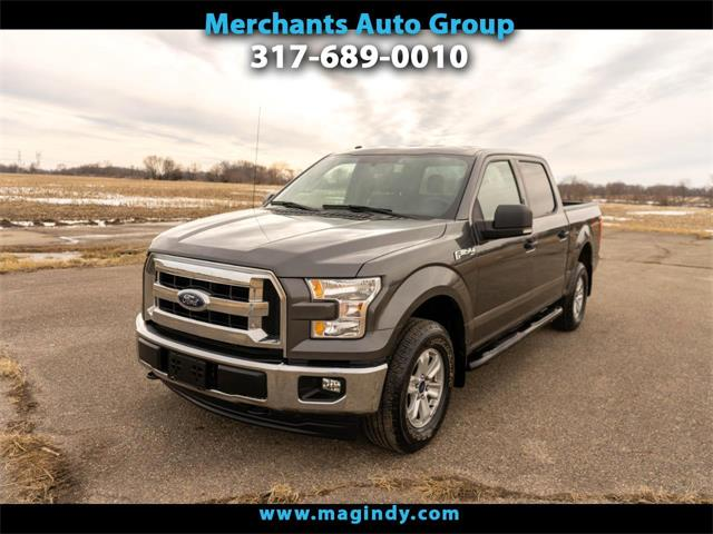 2017 Ford F150 (CC-1446135) for sale in Cicero, Indiana