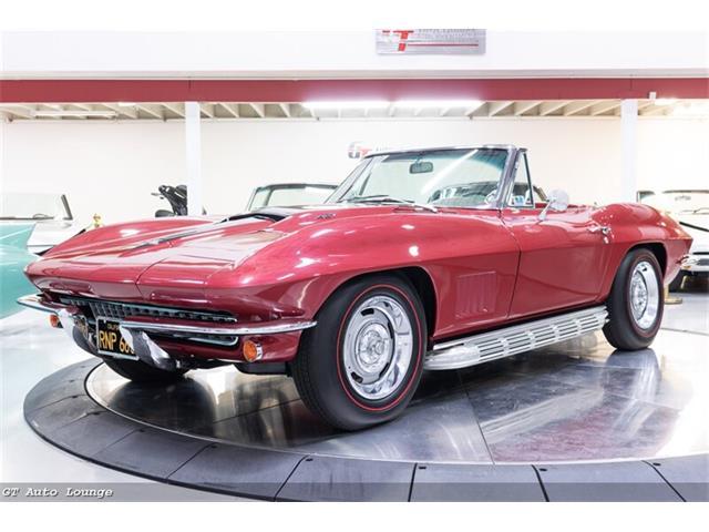 1967 Chevrolet Corvette (CC-1446142) for sale in Rancho Cordova, California