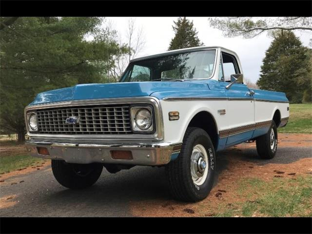 1972 Chevrolet Cheyenne (CC-1446143) for sale in Harpers Ferry, West Virginia