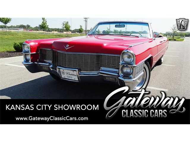 1965 Cadillac DeVille (CC-1446151) for sale in O'Fallon, Illinois