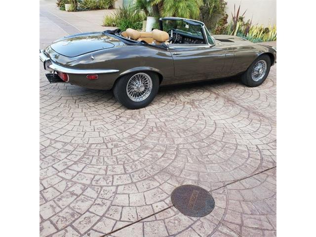 1973 Jaguar XKE (CC-1446152) for sale in La Jolla, California