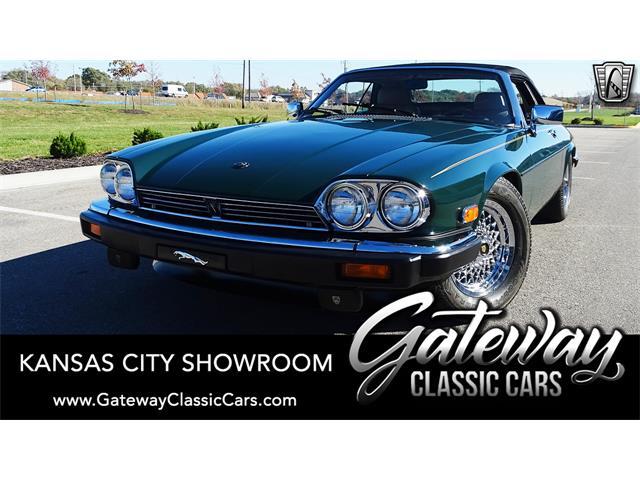 1989 Jaguar XJS (CC-1446167) for sale in O'Fallon, Illinois