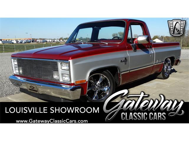 1985 Chevrolet Silverado (CC-1446185) for sale in O'Fallon, Illinois