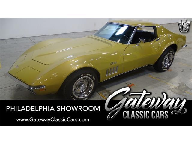 1969 Chevrolet Corvette (CC-1446210) for sale in O'Fallon, Illinois
