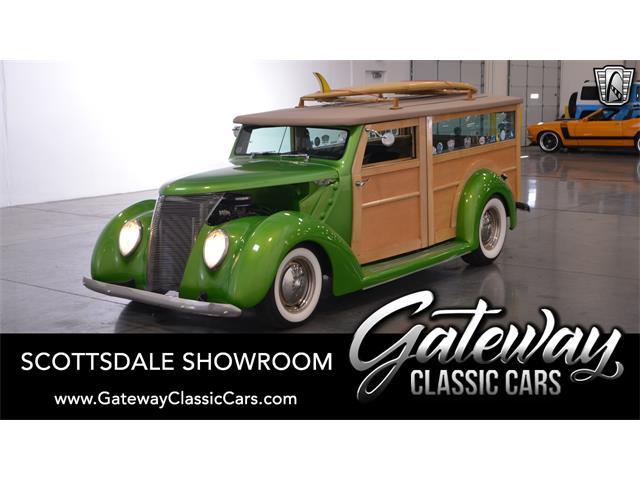 1937 Ford Street Rod (CC-1446211) for sale in O'Fallon, Illinois