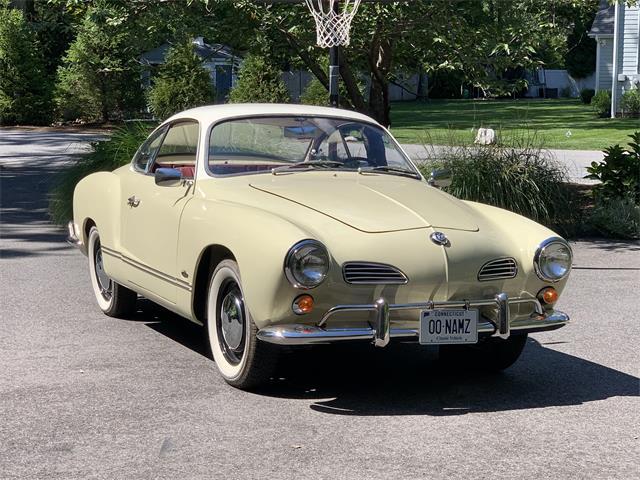1966 Volkswagen Karmann Ghia (CC-1446213) for sale in Darien, Connecticut