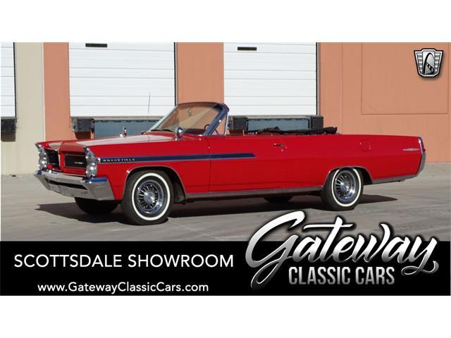 1963 Pontiac Bonneville (CC-1446215) for sale in O'Fallon, Illinois