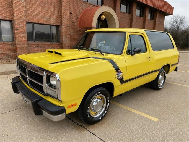 1991 Dodge Ramcharger (CC-1440622) for sale in Greensboro, North Carolina