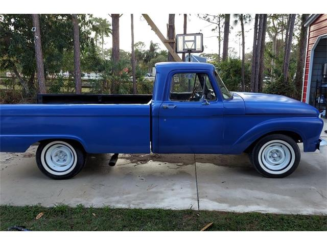1965 Ford F100 (CC-1446226) for sale in Loxahatchee, Florida