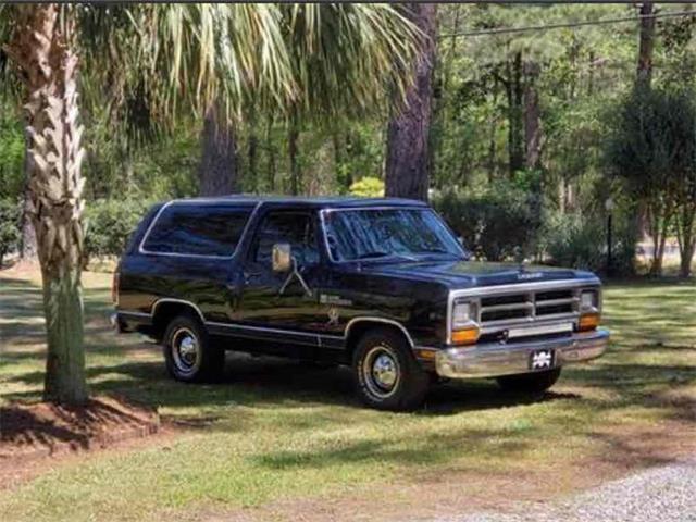 1987 Dodge Ramcharger (CC-1446236) for sale in Goldsboro, North Carolina