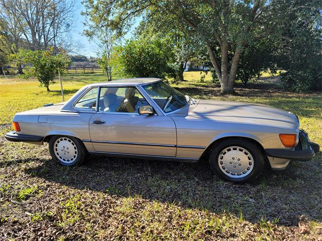 1986 Mercedes-Benz 560SL (CC-1446238) for sale in Livingston, Louisiana