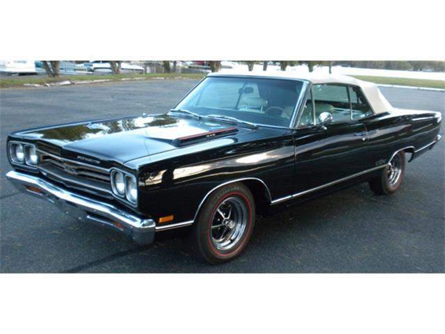 1969 Plymouth GTX (CC-1446244) for sale in Penticton, British Columbia