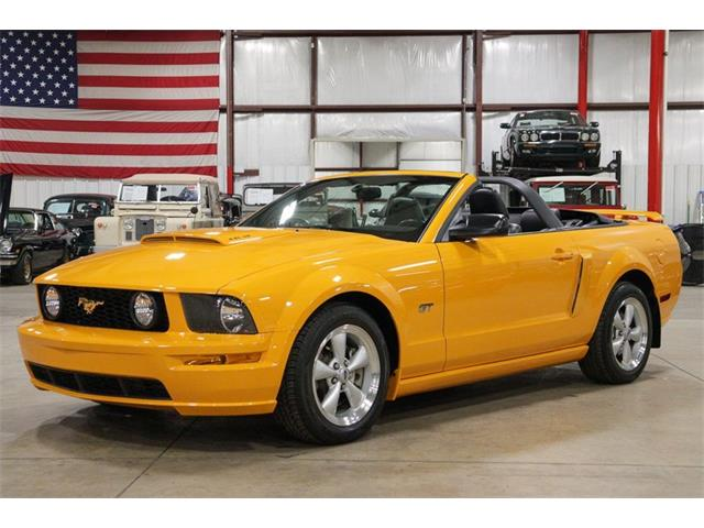 2007 Ford Mustang (CC-1446250) for sale in Kentwood, Michigan