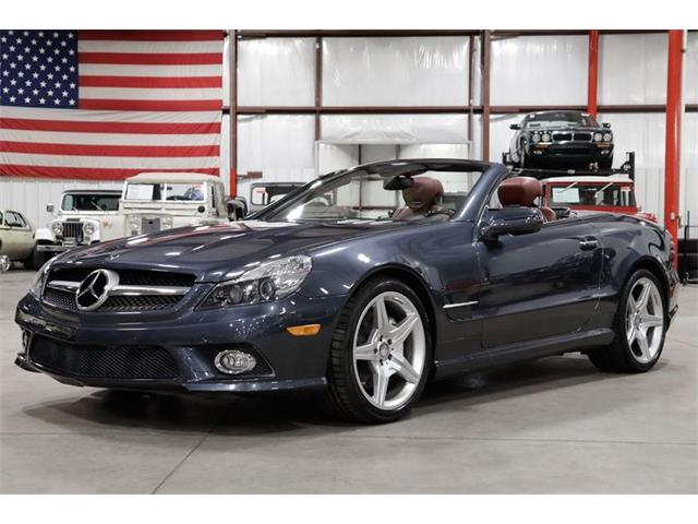 2011 Mercedes-Benz SL550 (CC-1446257) for sale in Kentwood, Michigan
